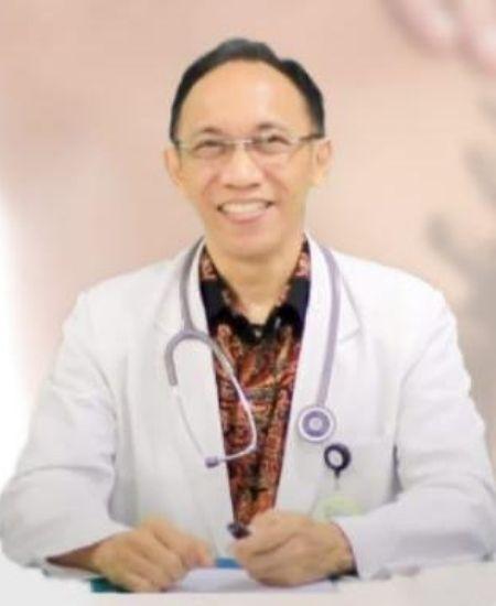 Dr. Alvin Lekonardo Rantung, Sp.KFR.